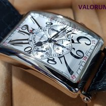 Franck Muller White gold 33mm Automatic 1200 CC AT pre-owned