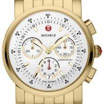 Michele Chronograph 38mm Quartz new Sport Sail White