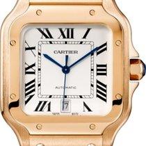 Cartier Santos (submodel) Srebrny