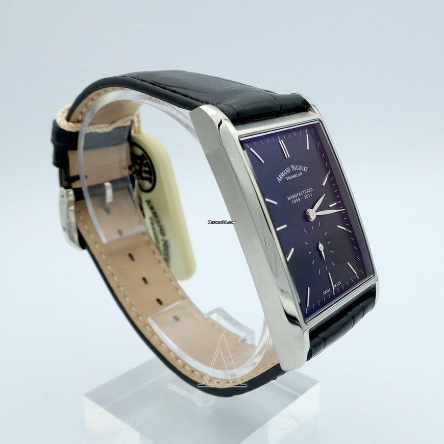 9c6e2e92a Armand Nicolet L11 Men's Watch en venta por 1.227 € por parte de un Trusted  Seller de Chrono24