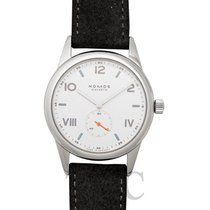 NOMOS Club Campus 38.5mm Blanc