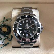 Rolex Sea-Dweller Deepsea Steel 44mm Black No numerals Australia, NSW 2095