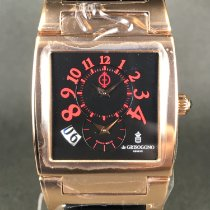 De Grisogono Rose gold 33mm Automatic Uno DF N11 new