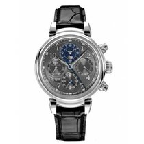 IWC Da Vinci Perpetual Calendar new 2019 Automatic Chronograph Watch with original box and original papers IW392103
