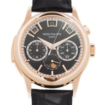 Patek Philippe Grand Complications (submodel) Rose gold 42mm Black