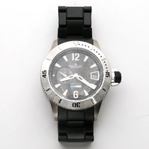 Jaeger-LeCoultre Master Compressor Diving GMT Titán 46mm Fekete