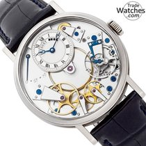 Breguet Tradition White gold 37mm Silver Roman numerals United States of America, Florida, Sunny Isles Beach