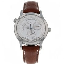 Jaeger-LeCoultre Master Geographic Staal 38.5mm