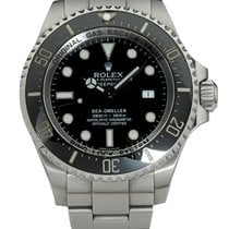 Rolex 116660 Acier 2012 Sea-Dweller Deepsea 44mm occasion