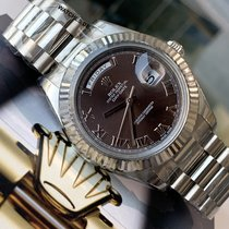 Rolex Day-Date II new Automatic Watch with original box and original papers 218239