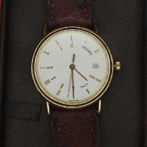 Hermès gebraucht Handaufzug 33mm Weiß Saphirglas
