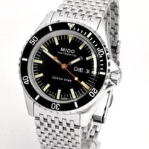 Mido Steel 40.5mm Automatic M026.830.11.051.00 pre-owned