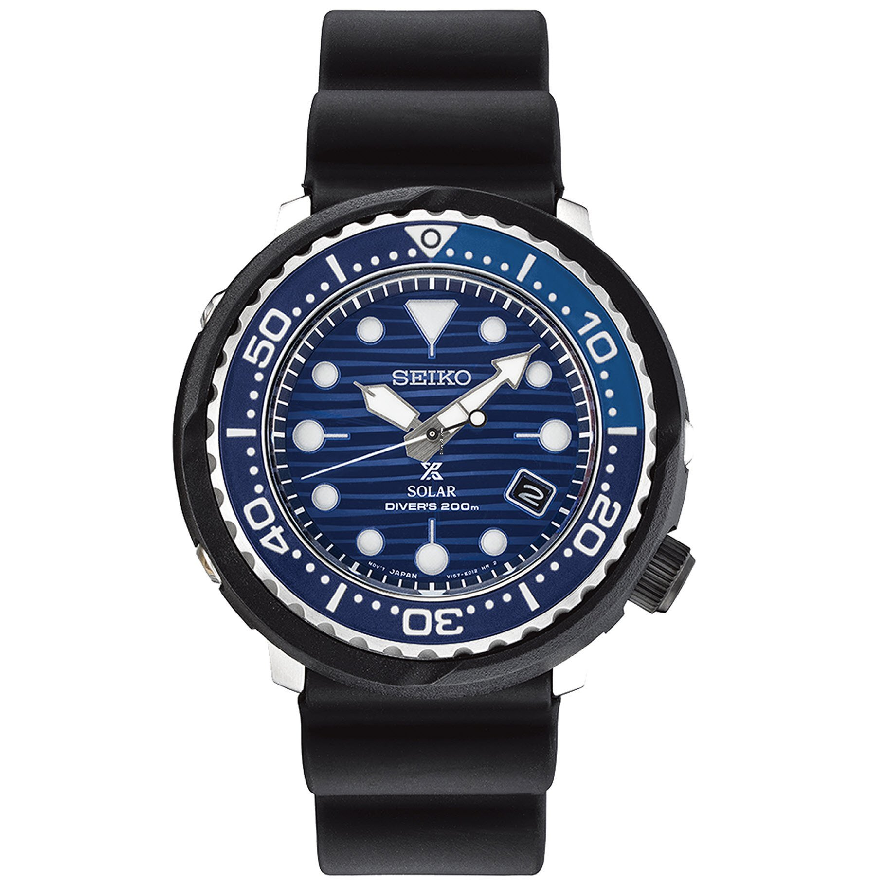 Seiko Prospex Diver SNE518 SBDJ045 Save the Ocean Tuna