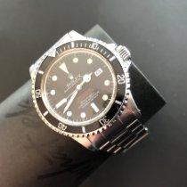 롤렉스 Sea-Dweller 스틸 40mm 검정색 숫자없음