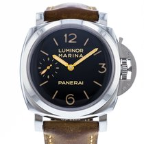 Panerai Luminor Marina 1950 3 Days Steel 47mm Black