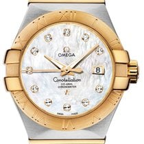Omega Constellation Co-Axial Automatic 31mm 123.20.31.20.55.002