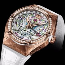 Franck Dubarry Roséguld 43mm Automatisk REV-05-04 ny