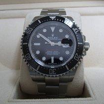 Rolex Sea-Dweller 4000 Stainless Steel Divers Watch