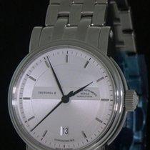 格拉苏蒂 Teutonia II M1-30-45-MB Mühle Glashütte Chronometer Teutonia II Acciaio 全新
