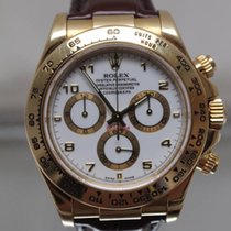 Rolex Daytona - 18k Case w/ White Dial & Original Strap...