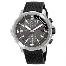 IWC Aquatimer Chronograph Sharks Grey Dial Automatic IW379506...