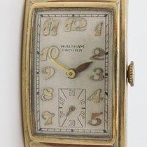 Waltham Premier Vintage Ladies Watch 10k Yellow Gold Filled