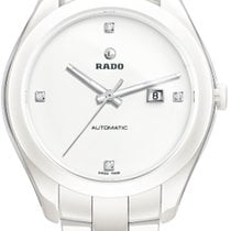 Rado HyperChrome Diamonds Ceramic 36mm White United States of America, New York, New York City