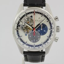Zenith El Primero Chronomaster new 2018 Automatic Chronograph Watch with original box and original papers 03.2040.4061/69.C496