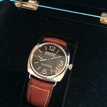 Panerai Radiomir Black Seal 45mm Luxury Mechanical Watch PAM00183