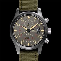 IWC Pilot Chronograph Top Gun Miramar Ceramic 46.00mm Grey United States of America, California, San Mateo