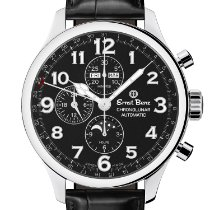 Ernst Benz Chronograph 47mm Automatic 2018 new Black