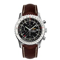 Breitling Navitimer World A2432212B726439XA20BA.1 new