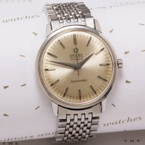 Omega Seamaster (Submodel) pre-owned 33mm Steel