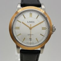 Limes Steel 37mm Automatic U8727B-LA2.2E new