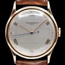 Vacheron Constantin 34mm Manual winding pre-owned Silver