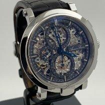 Armin Strom Chronograph Automatik gebraucht Silber
