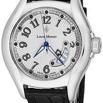 Louis Moinet Automatisch nieuw Zilver