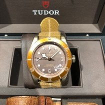 Tudor Black Bay Bronze Bronze 43mm Brun Arabes France, Paris