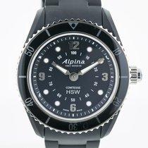 Alpina Women's watch Horological Smartwatch Quartz new Watch with original box and original papers 2018