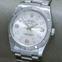 Rolex Acier 34mm Remontage automatique Air King occasion