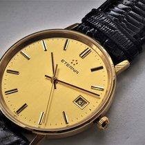 Eterna Yellow gold 34mm Quartz 158.4100.65.5 pre-owned Finland, Imatra
