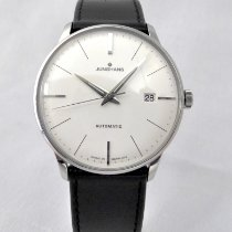 Junghans 38mm Automatisk begagnad Meister Classic Silver