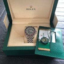 Rolex 126710BLRO Acier 2018 GMT-Master II 40mm occasion France, linselles