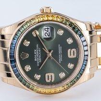 Rolex Pearlmaster 86348SABLV nowość