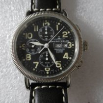 Zeno-Watch Basel Aço 50mm Automático 98077 usado