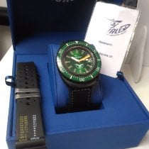 Squale Steel 43mm Automatic 2002A new