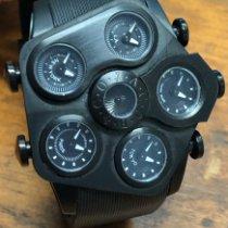 Jacob & Co. Ceramica 47mm Quarzo five time zone usato Italia, Saronno