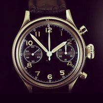 Breguet Type XX - XXI - XXII Steel 38mm Black Arabic numerals United States of America, New York, New York City