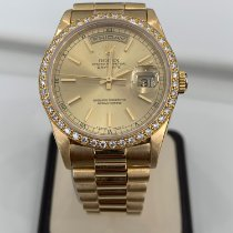 Rolex 18348 Yellow gold 1995 pre-owned United States of America, New Jersey, Fair Lawn