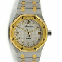 Audemars Piguet Royal Oak Gold/Steel 36mm White No numerals United States of America, New York, New York